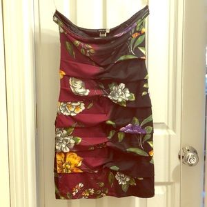 Floral minidress